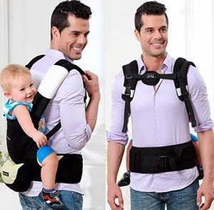 mother nest ergonomic baby carrier