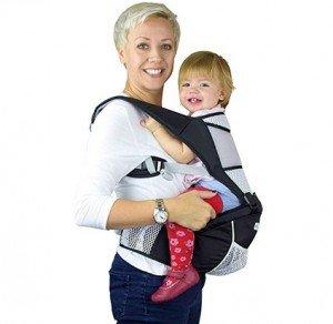 nimnik baby sling ergonomic lightweight baby carrier