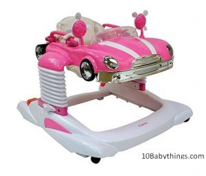combi baby activity walker